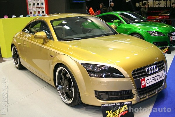 Audi Tt Carizzma Dub Style Photo Voiture Tuning