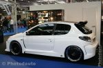Peugeot 206 AS Design profil