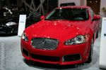 Jaguar XFR (face)