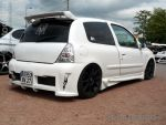 Renault Clio blanche