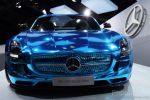 Mercedes SLS AMG Electric Drive (4)