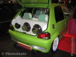 Peugeot 106 verte sono Design Car Club