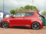 Suzuki Swift rouge (2)