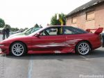 Ford Probe rouge profil