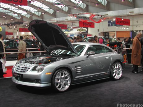 Chrysler Crossfire Startech V8