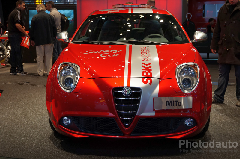 Alfa Roméo MiTo Safety car