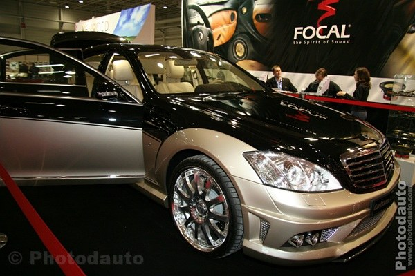 Maybach Carlsson Aignier CK 65 RS