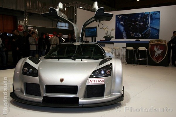 Gumpert Apollo face
