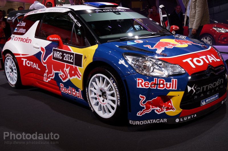 Citroen DS3 WRC - Photo - voiture - tuning