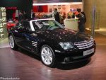 Chrysler Crossfire noir