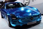 Mercedes SLS AMG Electric Drive (3)