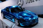 Mercedes SLS AMG Electric Drive (2)